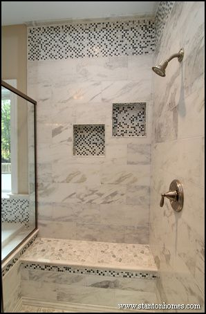 14 best Showers with a Built-in Bench images on Pinterest ...