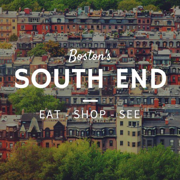 South End ~ Boston ~ Massachusetts