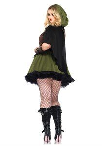 Kostuum Darling Robin Hood -De Kaborij - Carnavals & Partykleding
