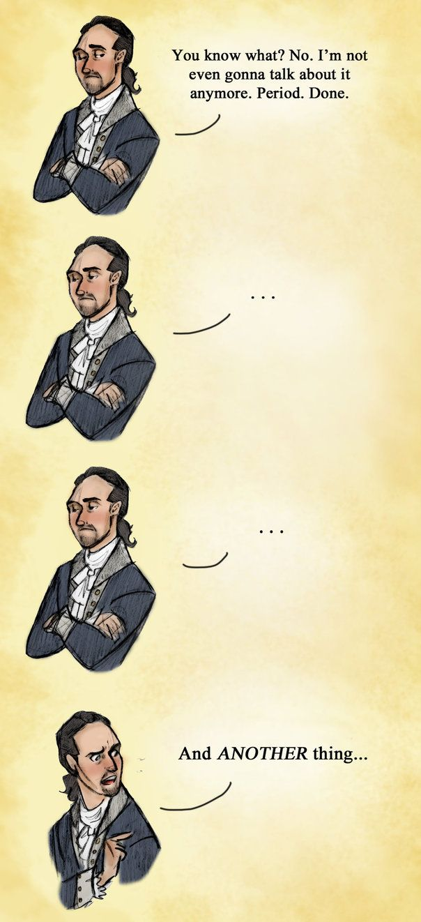 I've been reading Hamilton text posts all day and laughing my ass off. So naturally I had to bring them to life. (None of the posts were connected to accounts so unfortunately I have no idea who to...