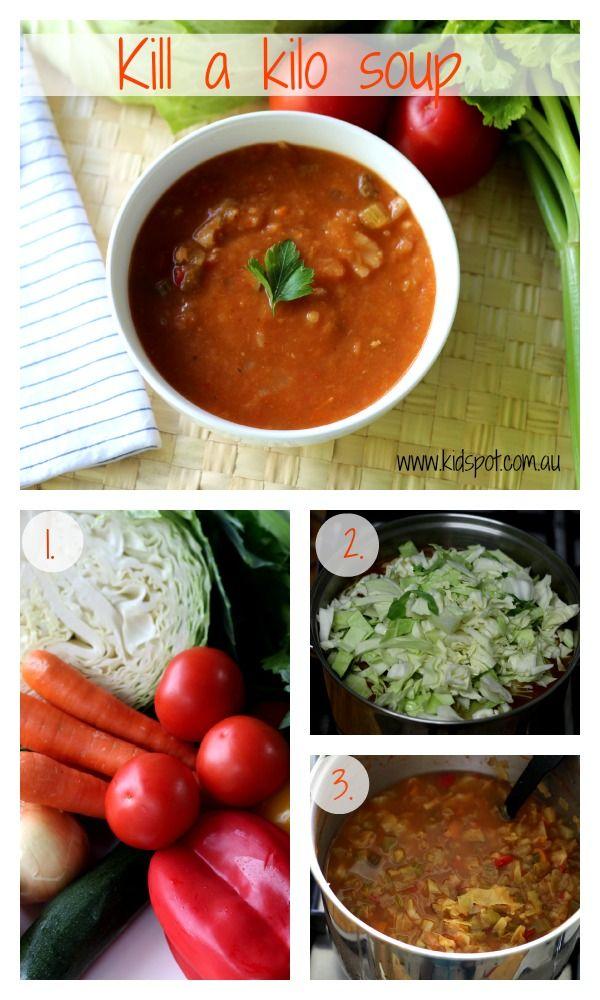 Kill a kilo soup