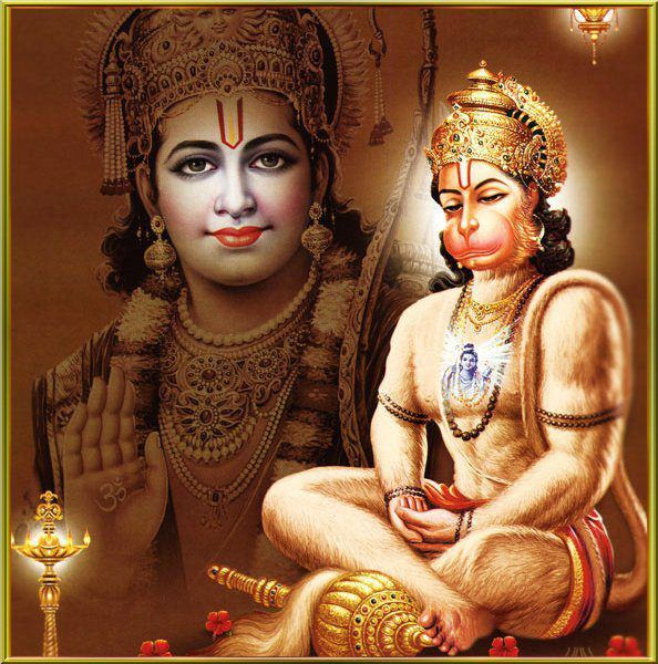 Hanuman Stories - Hanuman True Devotion to Lord Rama