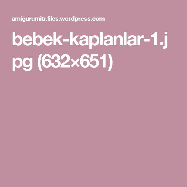 bebek-kaplanlar-1.jpg (632×651)