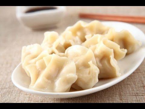 【楊桃美食網】煮冷凍水餃不破皮 - YouTube