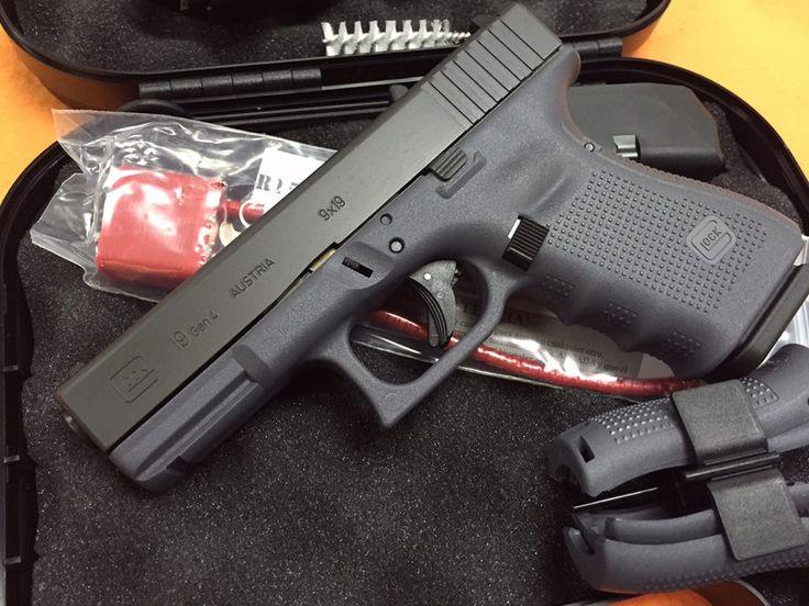 New Grey Framed Glock pistols at Nagel's!  | 6201 San Pedro Ave San Antonio, TX 78216 | (210) 342-5420 | http://nagelsguns.net/ | #GunShop #GunStore #GunSales #Firearms #pistol #glock #Nagels #SanAntonio #Texas