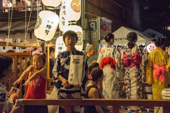 Festival Gion Matsuri di Kyoto