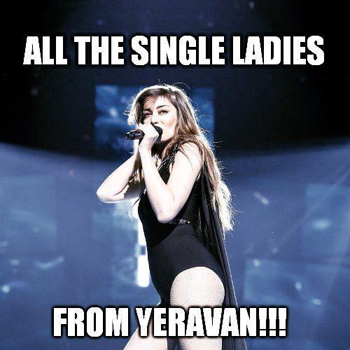 Lovewave or Lemonade?? #Eurovision #Armenia #Beyonce #ComeTogether #Iveta #ESC #Sweden #Sexy #Stockholm