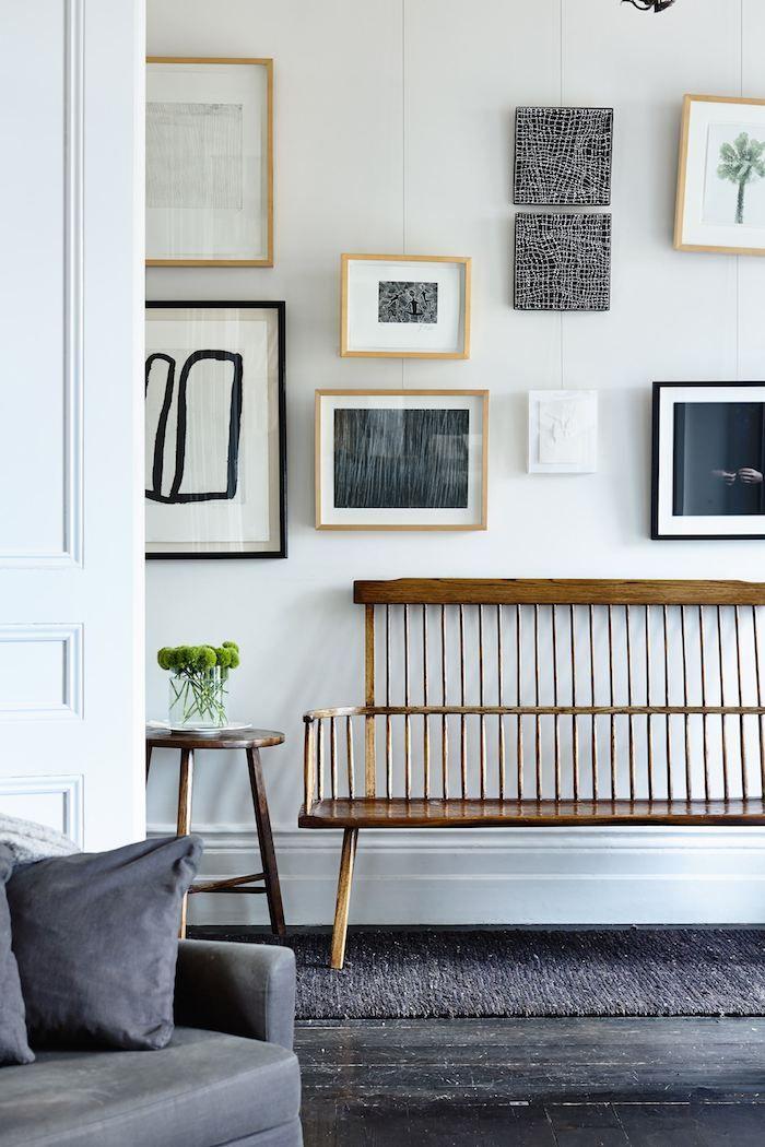 gallery wall | photo derek swalwell