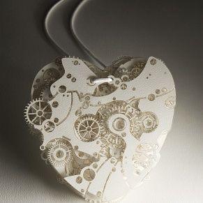 Clockwork love paper