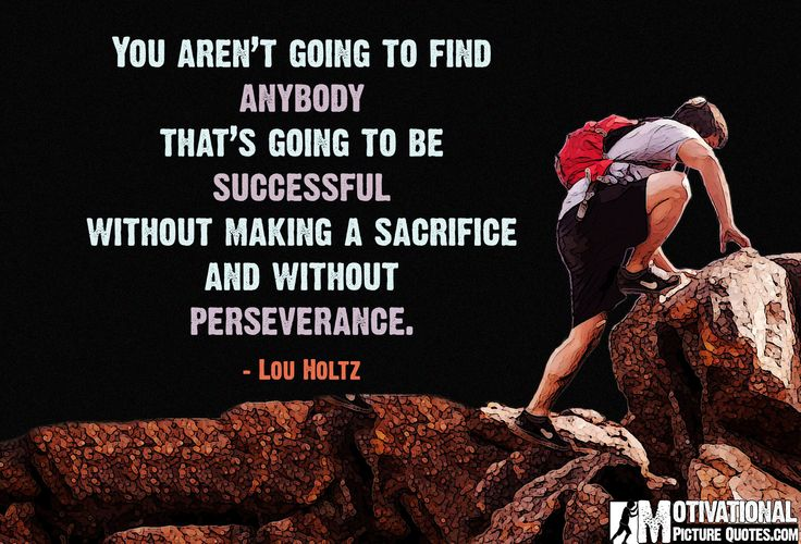 perseverance quotes by Lou Holtz