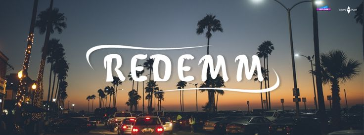 Portada o wallpaper para Facebook de Redemm #facebook #wallpaper #portada #background