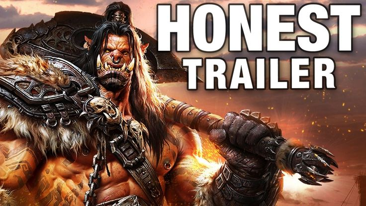 An Honest Video Game Trailer for 'World of Warcraft'