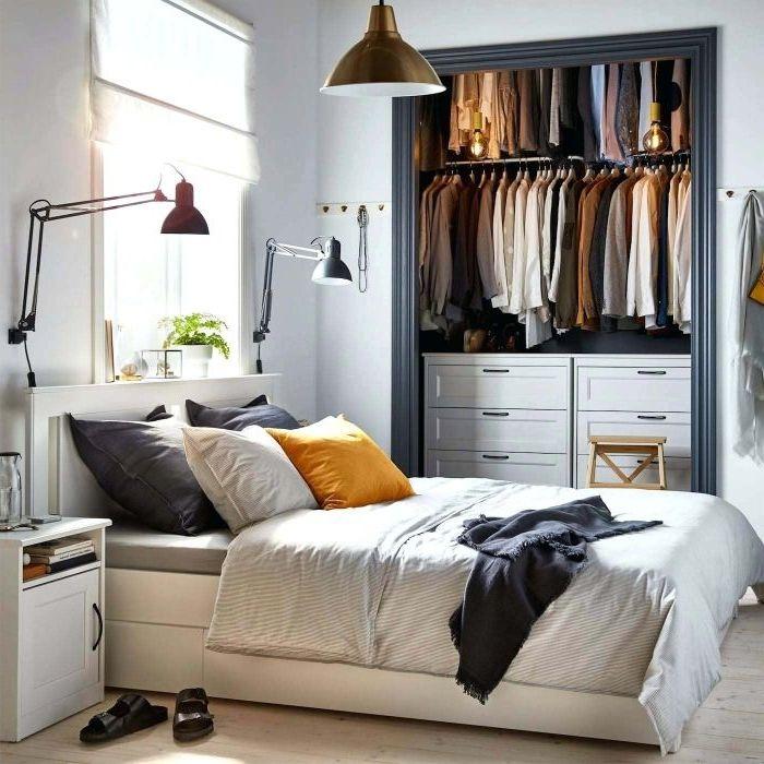 45 Originelle Schlafzimmer Ideen Ikea Bett Wandgestaltung