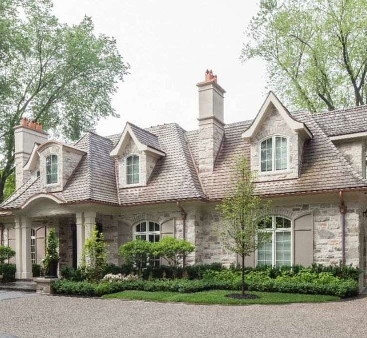 Best 25 country farmhouse exterior ideas on pinterest for French country exterior design