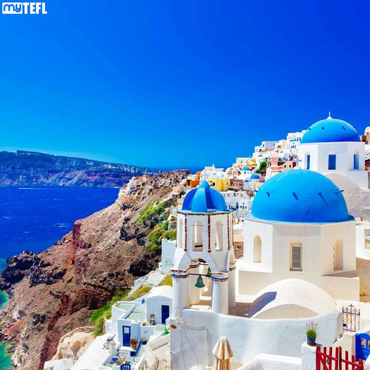 Greece is just one of the European destinations that you could explore with a #TEFL qualification. The shimmering villages and blue seas of the #Aegean are a real must! #TESOL #ESL #ESLlife #ESLteaching #myTEFL #adventure #travel #TESOLlife #getqualififed #travel #explore #gettoutthere #livinglife #yolo #Santorini #Oia #Fira #Sea #Greece #travel #travellife #backpack #go #explore