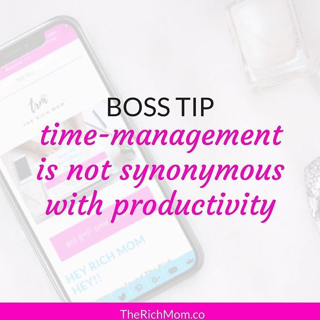 So many of y'all tell me that your biggest issue with time is the management of it, but is that really the problem ? ☀️☀️☀️ Are you confusing time-management with getting shit done? They're not the same. Managing your time doesn't guarantee that you'll be productive with your time. ☀️☀️☀️ Y'all know how much time you have in a day. There's no need to manage it. Instead start managing your tasks, and you'll start to see a rise in your level of productivity. ☀️☀️☀️ I created 3 dope cheat sheets to help you manage your biz, household, and self care tasks in 30 min or less. Sign up for our members-only library of FREE shit, using the link in my bio, to grab yours! . . . Peace ✌🏾 xo, Sunshine ☀️ TheRichMom.co🤱🏾👩🏾‍💻 🦄 🦄 🦄 🦄 #TheRichMom #PresenceOverPresents #TheRichMomMovement