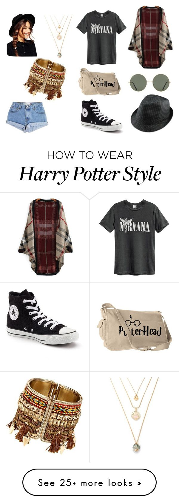 """Untitled #100"" by gothicvamperstein on Polyvore featuring ASOS, Forever 21, Levi's and Converse"