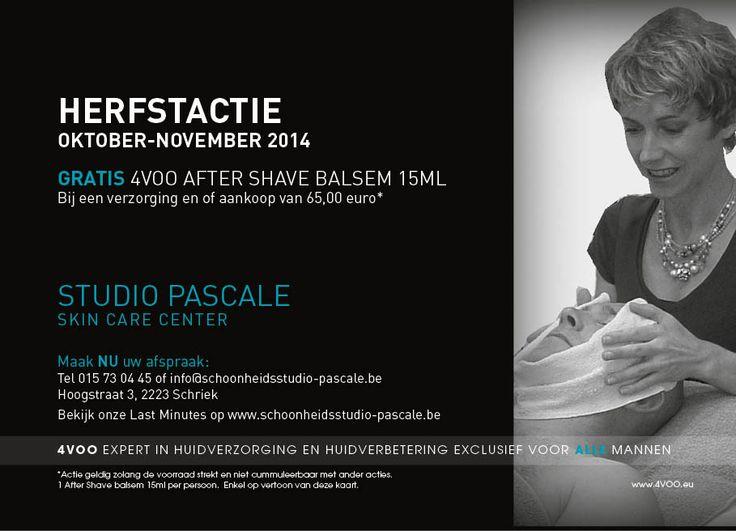 STUDIO PASCALE Skin Care Center Expert in huidverzorging en huidverbetering exclusief voor alle mannen. Persoonlijke aandacht en advies. Deskundige behandelingen met professionele producten. http://schoonheidsstudio-pascale.be/mannen