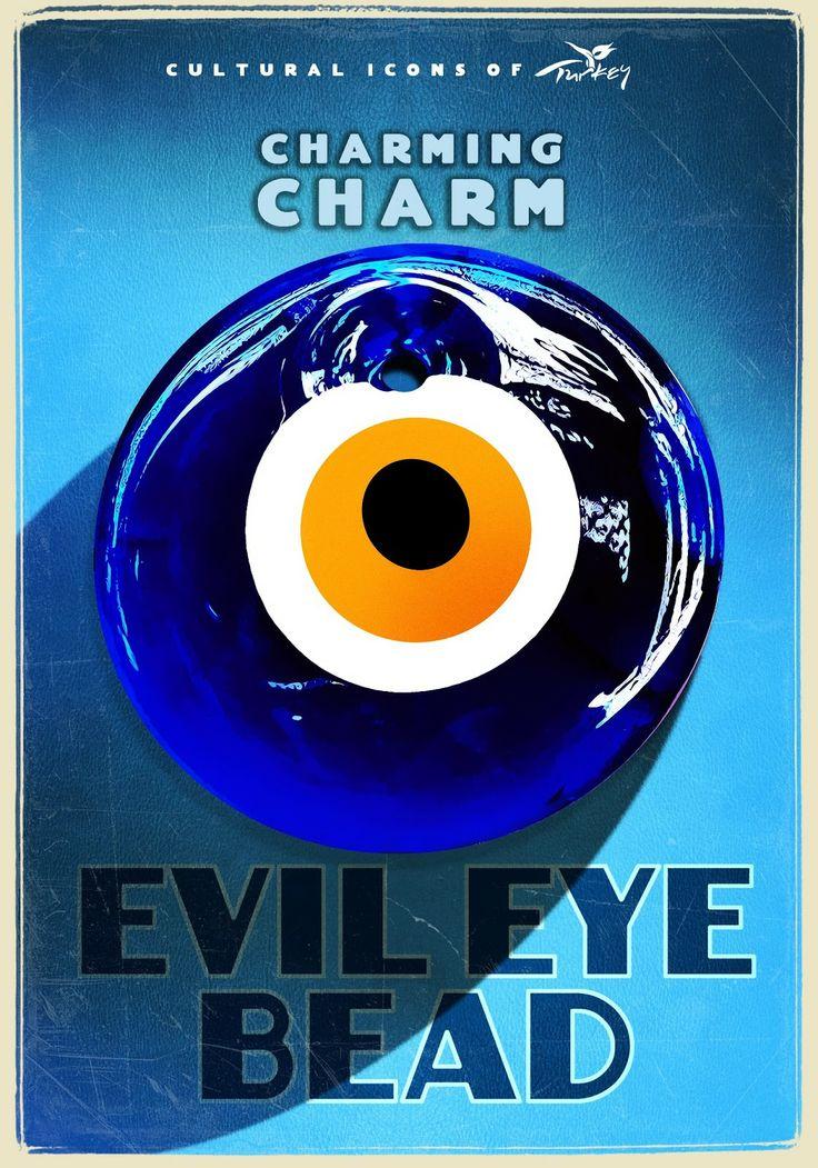 Nazar Boncuğu - Evil Eye Bead