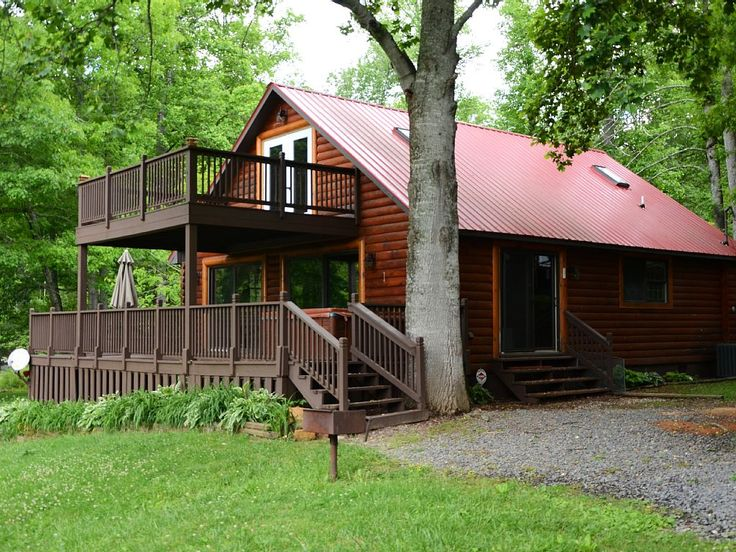 Cabin vacation rental in Topton, NC, USA from VRBO.com! #vacation #rental #travel #vrbo
