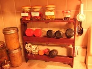 spice rack (Link先に詳しい作り方)