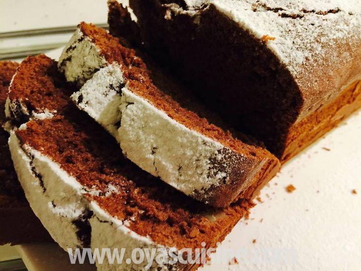 Çikolata ve Cevizli Baton Kek