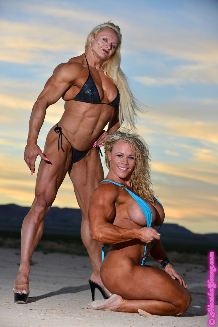 aleesha young fbb pictures