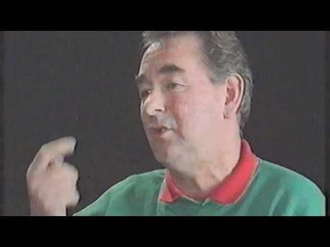 Brian Clough on himself, people, politics and football - YouTube
