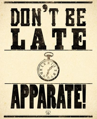 don't be late, apparate!Ipods Cases, Iphone Cases, Art Prints, Phones Cases, Cell Phones Covers, Iphone 4 Cases, Harry Potter Humor, Zach Terrell, Harry Potter Cake