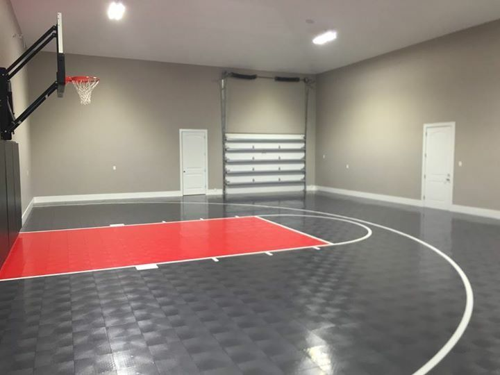Another Amazing #indoor Court For Your Favorite Sport #homegym #basketball Pictures