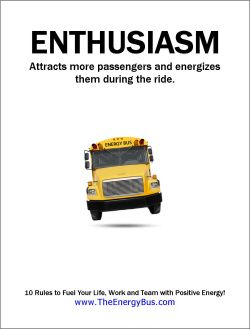 The Energy Bus |Free Poster Downloadables