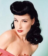 PinUp hair! Live lusciously with LUSCIOUS: www.myLusciousLife.com