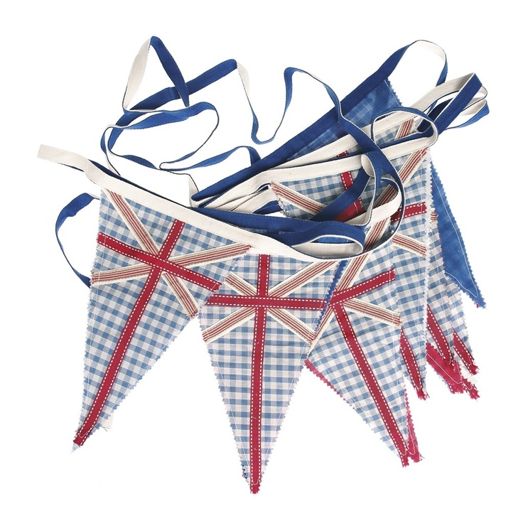 British bunting perfect for the coming Jubilee celebrations - from dotcomgiftshop.com