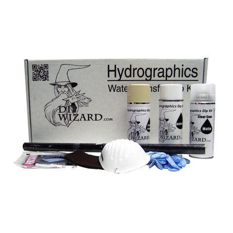 Dip Wizard Hydrographic Dip Kit