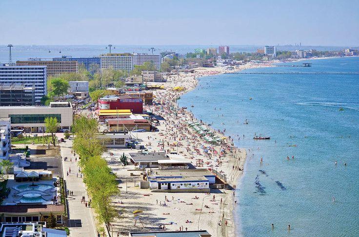Plaja Mamaia - România