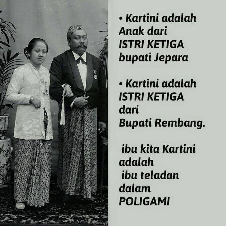 Wow Medsos Dihebohkan Dengan Beredarnya Ibu Kita Kartini Sebagai Teladan Dalam Poligami - Berdarnya gambar yang menghebohkan mengenai isu Kartini sebagai tel...