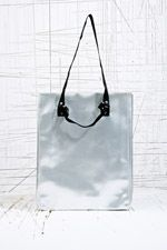 Cheap Monday Silver Shine Tote Bag at Urban Outfitters 20