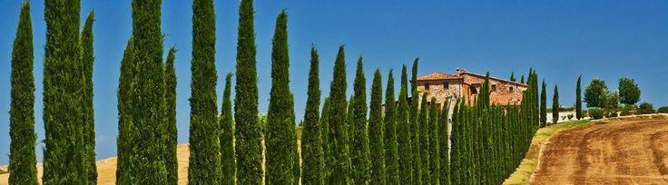 Тосканская вилла с