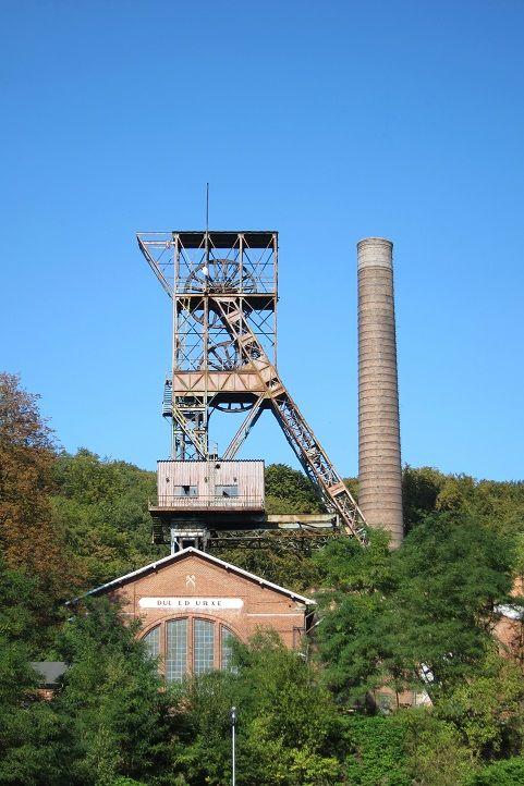 Landek Park - hornické muzeum, Ostrava, Česká republika