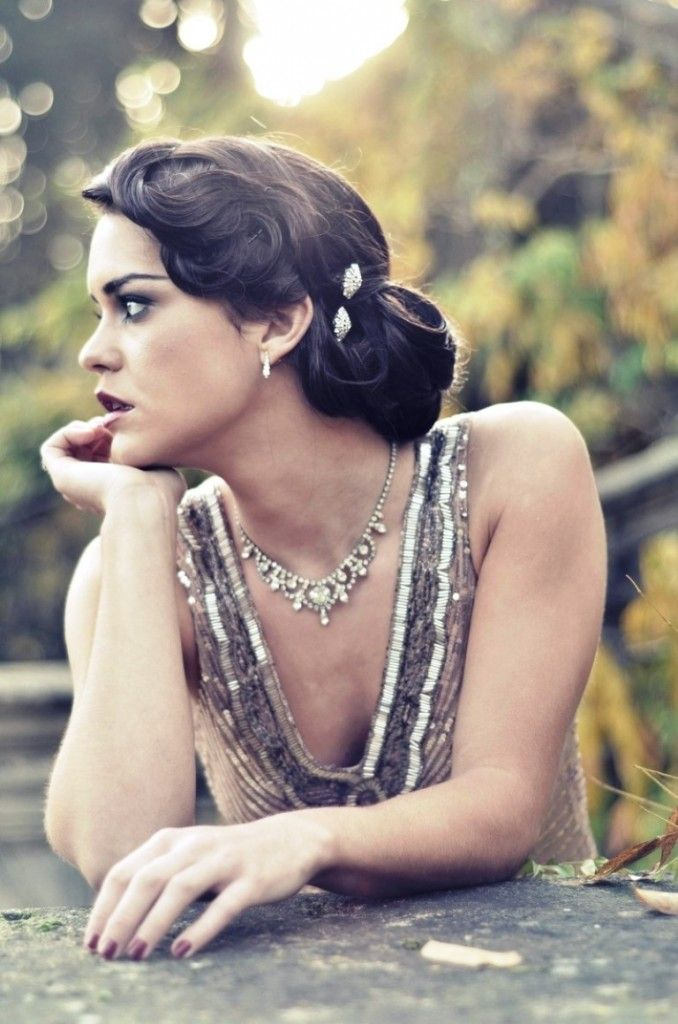 Short Wedding Styles , Best Ideas for Quick and Easy Wedding Hairstyles : Quick And Easy Hairstyles For Wedding Guests