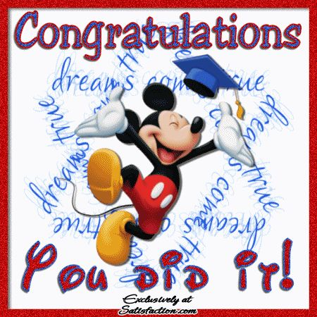 congratulations graduation