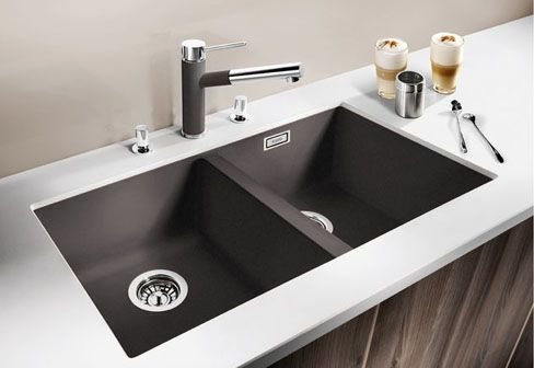 Blanco silgranit sinks