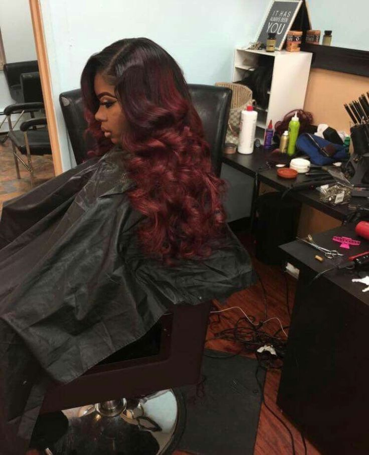 Best 25 red weave hairstyles ideas on pinterest red weave sew love the cplor pmusecretfo Images