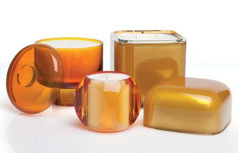 Home Fragrances oferuje pełną kolekcję świec zapachowych i dyfuzorów marki Kartell Fragrances.   //  Home Frangrances offers a full range of Kartell Fragrances candels and diffusers.