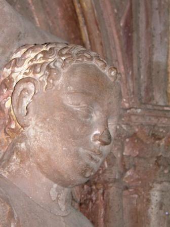 Karl von Habsburg ((*/† 1276) - younger son of Rudolph I