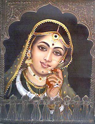 India Products Rajasthani Paintings Indian Miniature