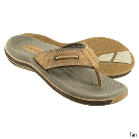 Sperry Mens Santa Cruz Sandals - Overton's
