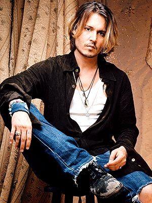 JOHNNY ANGEL photo | Johnny Depp