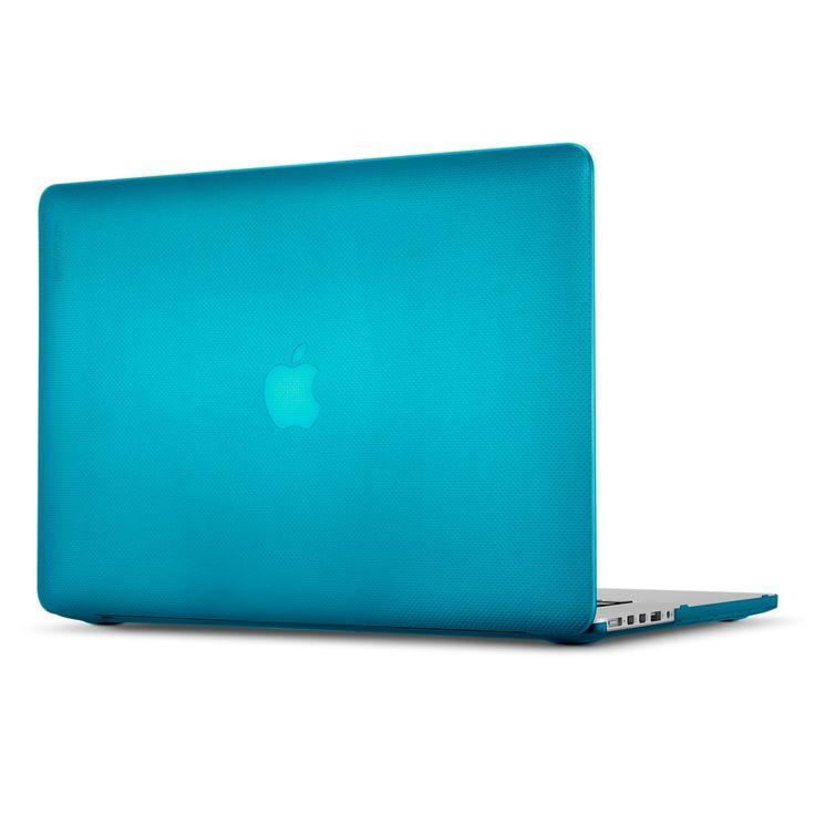 Защитите свой MacBook и украсьте его в своём стиле с помощью лёгкого облегающего футляра Hardshell Case от Incase.…