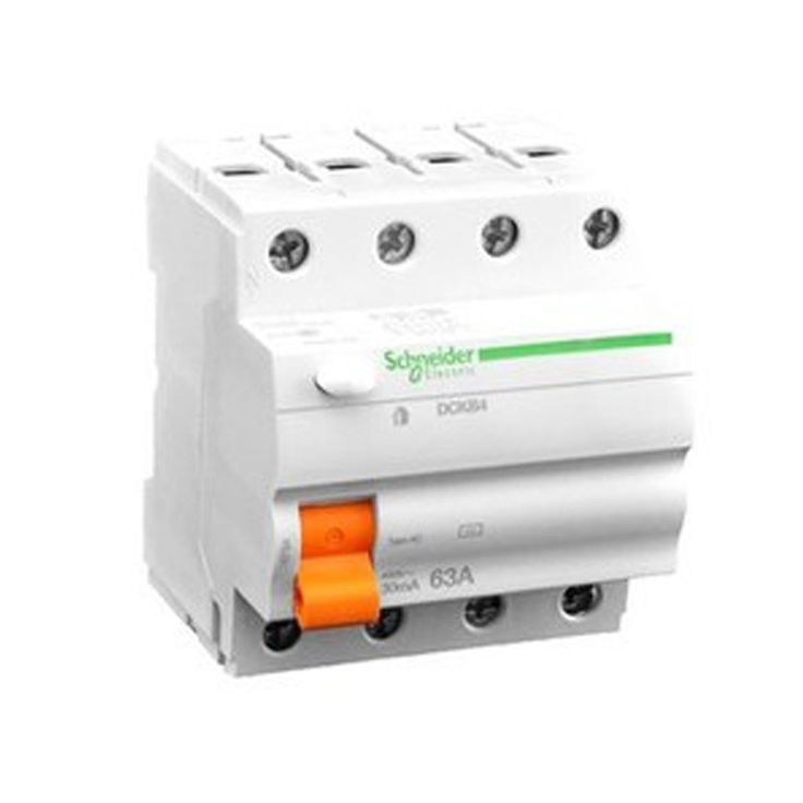 Jual : Schneider ELCB DOMAE 4P 63A 300MA AC (4 Phase 63 Ampere) - Alat Listrik dg Harga Murah.  - RCCB Domae - Berkualitas Tinggi - Harga untuk 1 Buah.  http://kliklistrik.com/elcb/295-schneider-rccb-domae-4p-63a-300ma-ac.html  #elcb #domae #schneider